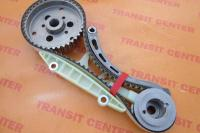 Curea distributie inferior Ford Transit Connect 2008