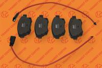 Placute frana spate Ford Transit 2006-2013